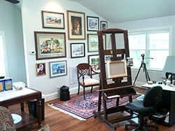Rick Pender Studio Kinston North Carolina